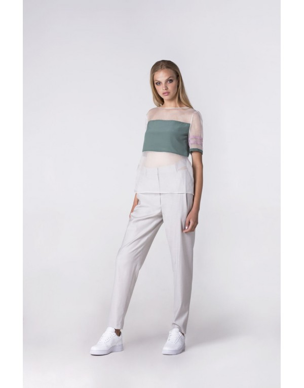 Блуза Silk