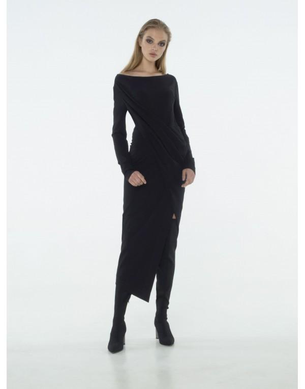 Платье Drape